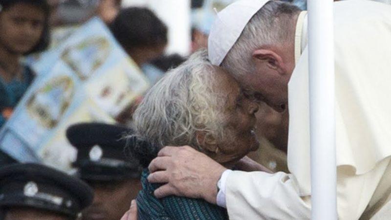 Frases Do Papa Francisco Sobre Importância Dos Avós Paróquia Sant