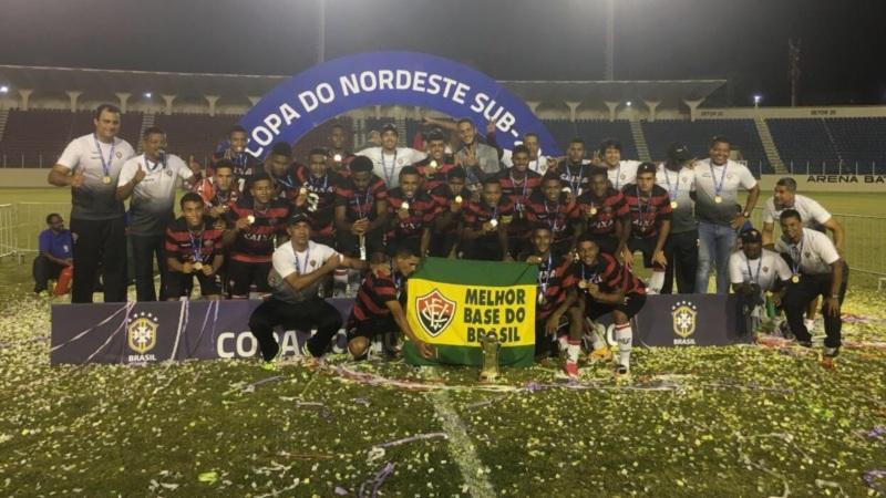 EC Vitória é campeão da Copa do Nordeste Sub-20 2017 - Esporte Metropolitano 53c6836f606ef