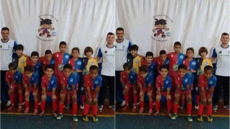 Futsal  São Gonçalo Social Clube garante vaga na decisão do Carioca ... 883bdabf4f617