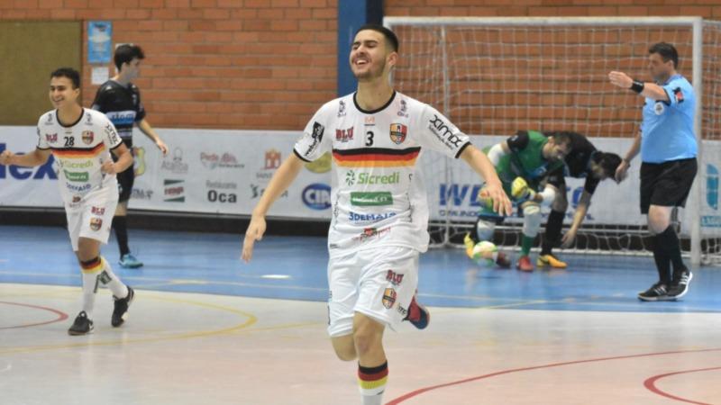 36c5f8e8eb Notícias em Futsal - Radio Web Esportiva