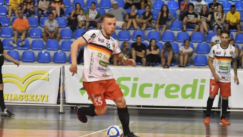 Venda de ingressos para estreia do Blumenau Futsal na Liga Nacional inicia  nesta segunda-feira (12) - Radio Web Esportiva c7b4baf9374f6
