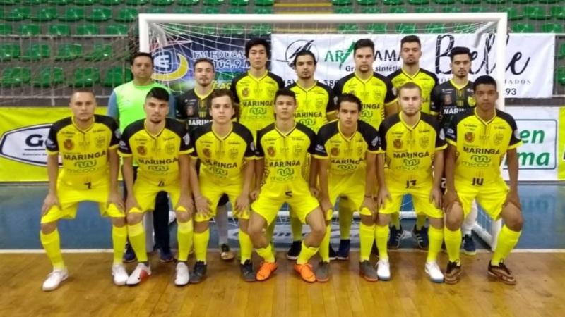 5210aca4c2 Futsal de Maringá larga com vitórias nos Jogos da Juventude do ...
