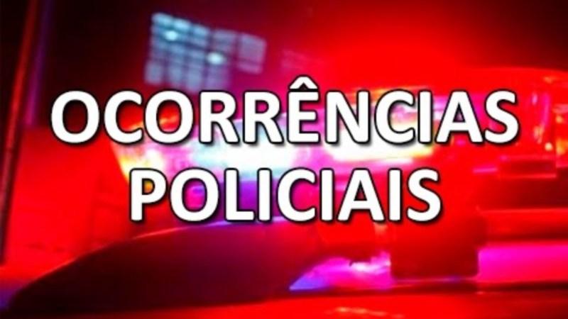Resultado de imagem para Ocorrências policiais