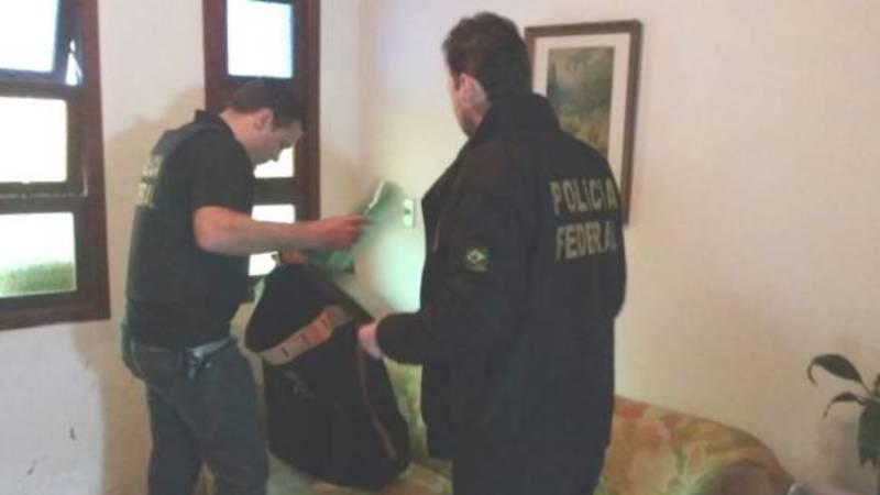 Resultado de imagem para PF desarticula quadrilha que prometia a candidatos fraudar urnas eletrônicas