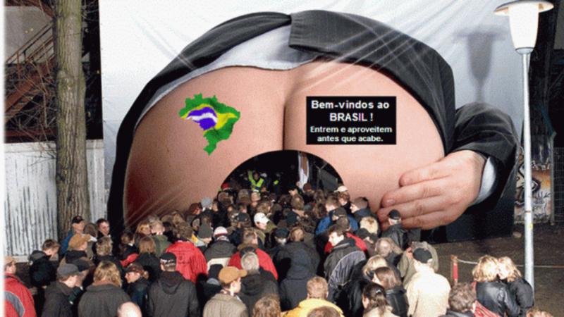 Notícia » COPA DO MUNDO E A FALSA ILUSÃO DE UM BRASIL MELHOR (relembrando)
