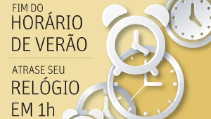 33393ae48b6 O Horário Brasileiro de Verão 2017-2018 termina em 18 de fevereiro - WEB  Rádio Cidadã de Muriaé