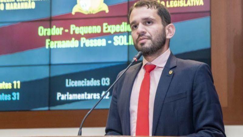 Deputado Fernando Pessoa afirma que será pré-candidato a Prefeito de Tuntum - FM CENTRONORTE