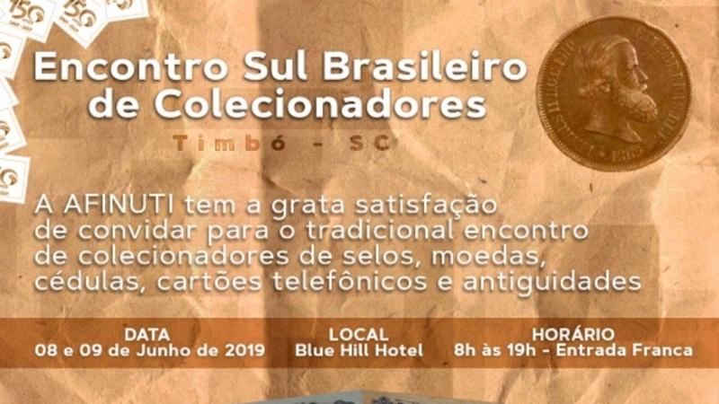 Resultado de imagem para ENCONTRO SUL BRASILEIRO DE COLECIONADORES